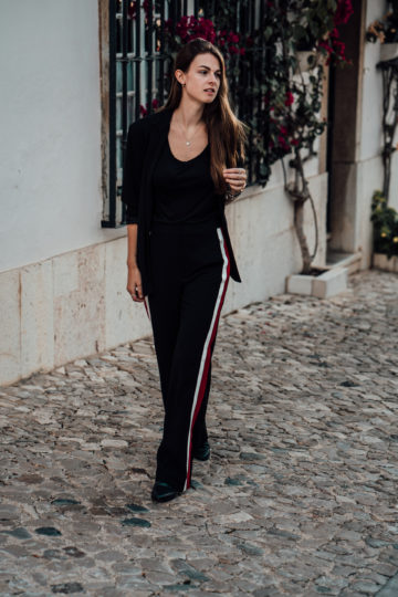 Portugal Streetstyle Herbst
