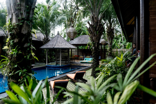 Coconut Boutique Resort Pool and Spa