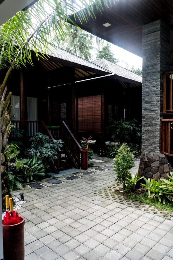 Coconut Boutique Resort Entrance