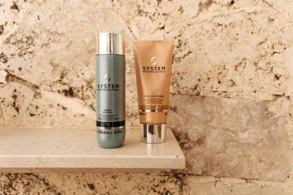 Shampoo und Conditioner System Professional