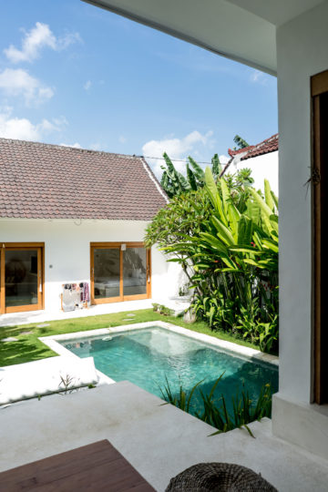 Unterkunft in Bali
