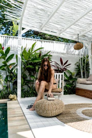 Der Bali Reiseführer: Private Pool Villen