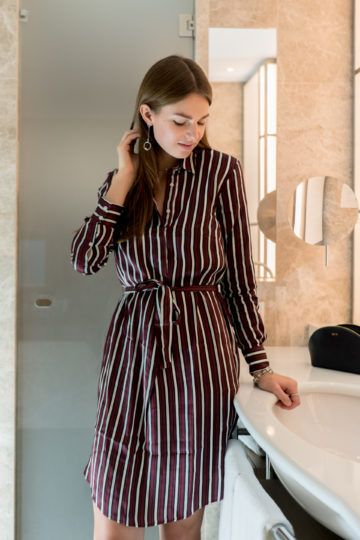 GANT shirt dress