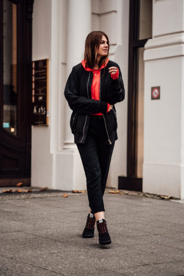 what to wear in Winter