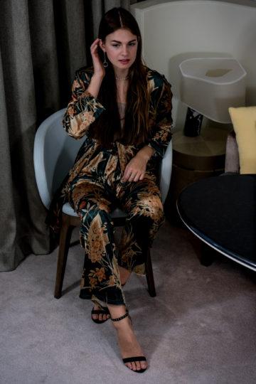 Wie trägt man als Frau einen Anzug