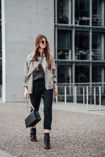 How to style a layering look