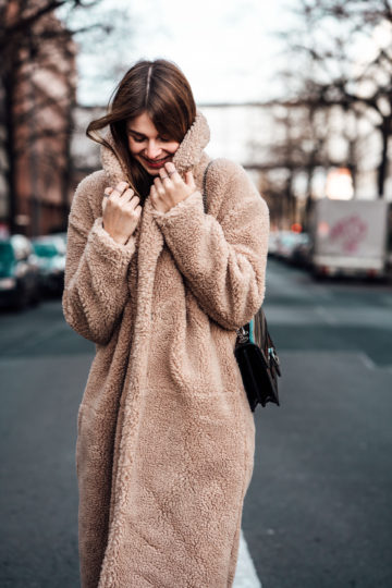 Teddy Coat Trend