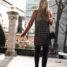 Winter Style: Kleid über Pullover