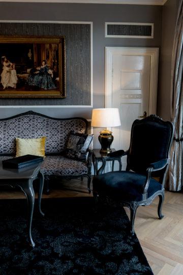 Grand Hotel Oslo Zimmer Detail