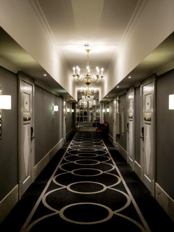Grand Hotel Oslo Flur