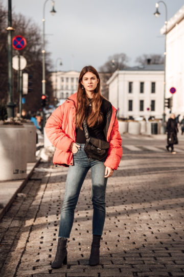 Oslo Fashion Week Streetstyle