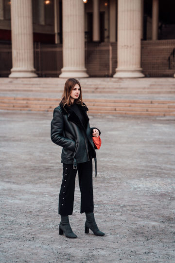 Oslo Fashion Week Streetstyle Winter