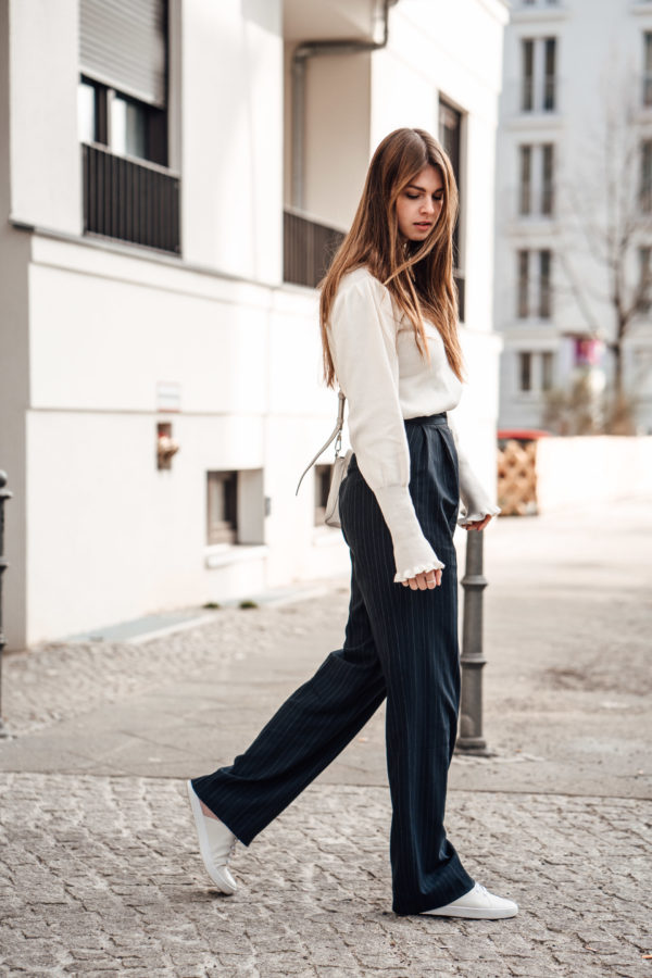 casual chic office wear