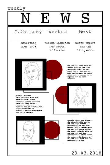 News: Eigenständigkeit, Fast Fashion und Kanye