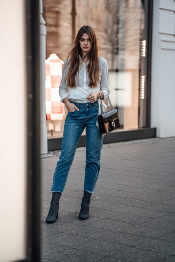 Streetstyle Berlin casual chic