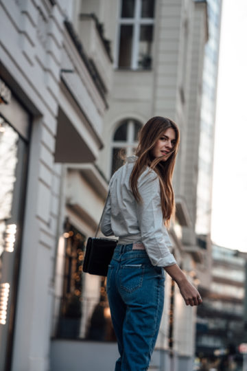 fashion blogger from Berlin