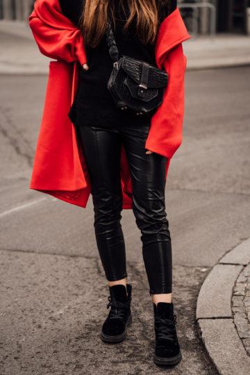 Calvin Klein Boots velvet
