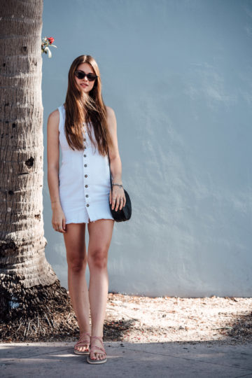 how to style white this summer
