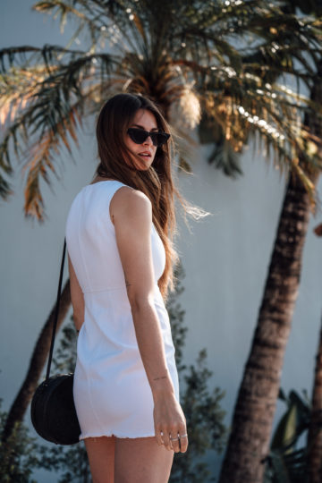 shirt white dress summer