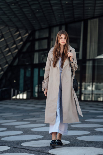 Trend Piece 2018 Trench coat