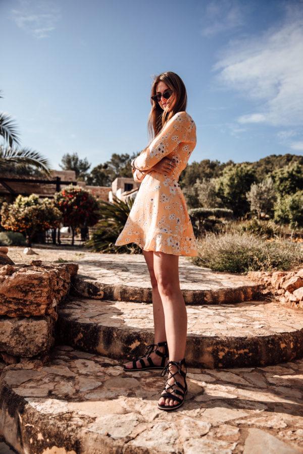 Jacky auf Ibiza Fotografiert von Hannah