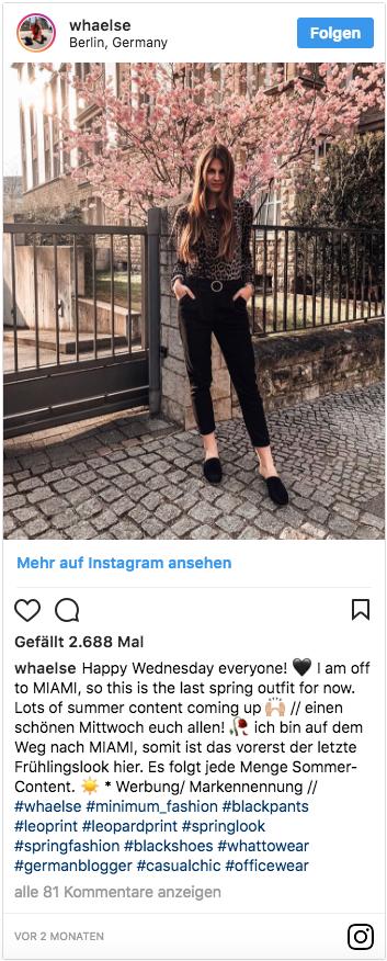 Instagram Blog im Frühling in Berlin