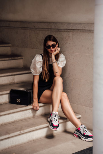 Chunky Sneakers summer Trend