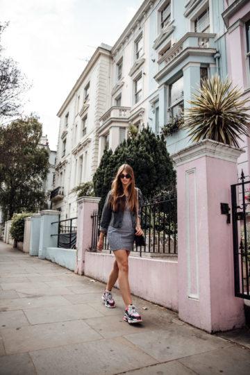 Balenciaga Sneakers Trend 2018