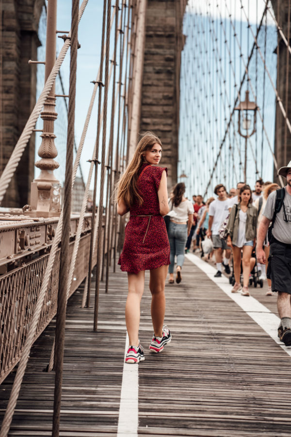 Why you have to walk across Brooklyn Bridge