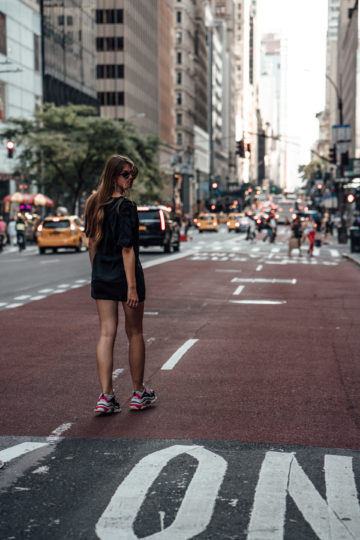Sommer Streetstyle NYC