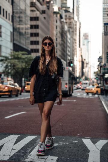 New York Reiseoutfit