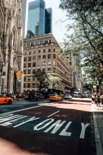 Mein Reiseführer für NYC: komplett cashless mit Visa