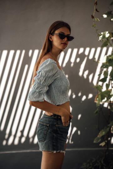 Bali Reiseoutfit: Shirts und Shorts