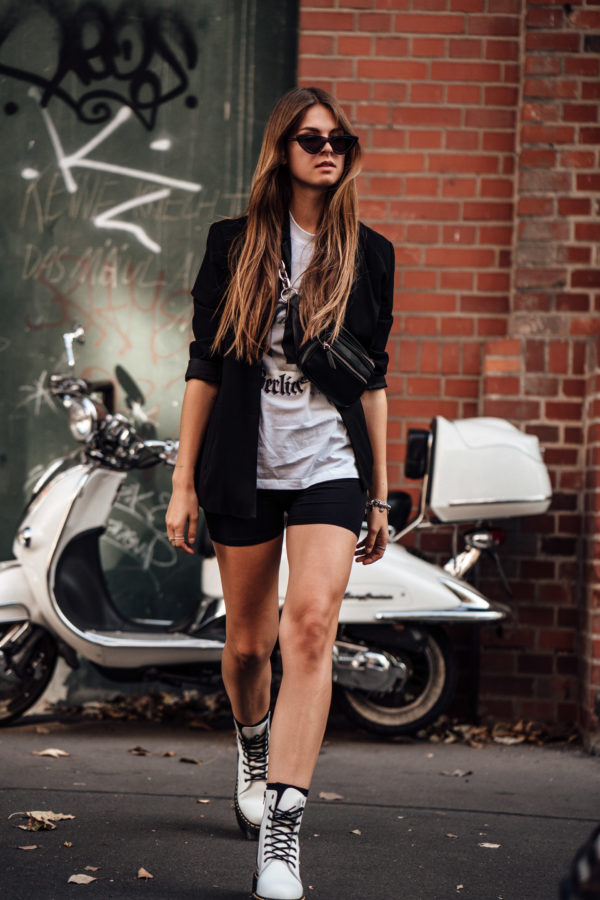 Preview : How to wear biker shorts