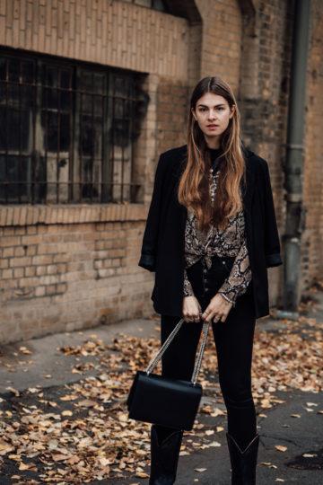 what do Fashionblogger wear