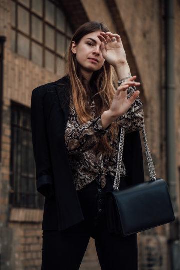 Modebloggerin aus Berlin