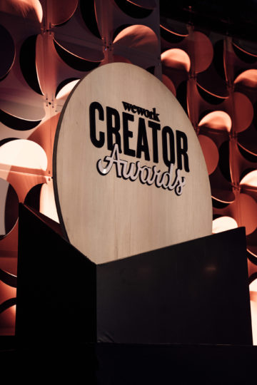 Creator Awards für Kreative