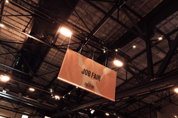 WeWork Creator Awards Berlin Job Fair