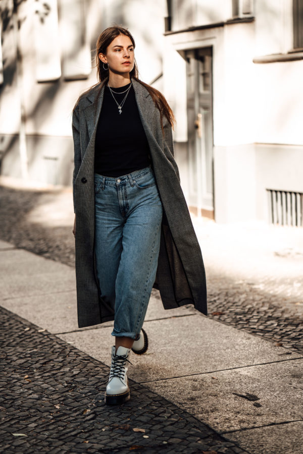 Wie trägt man Baggy Jeans
