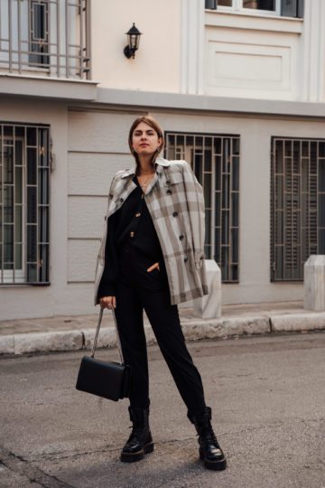 The perfect vintage Burberry Trench Coat: this is how I styled it