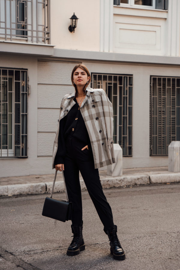 Preview : The perfect vintage Burberry Trench Coat: this is how I styled it