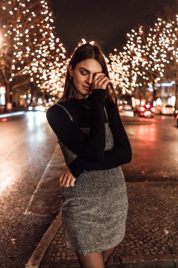 New Year's Eve Outfit – the perfect New Year's Eve Dress