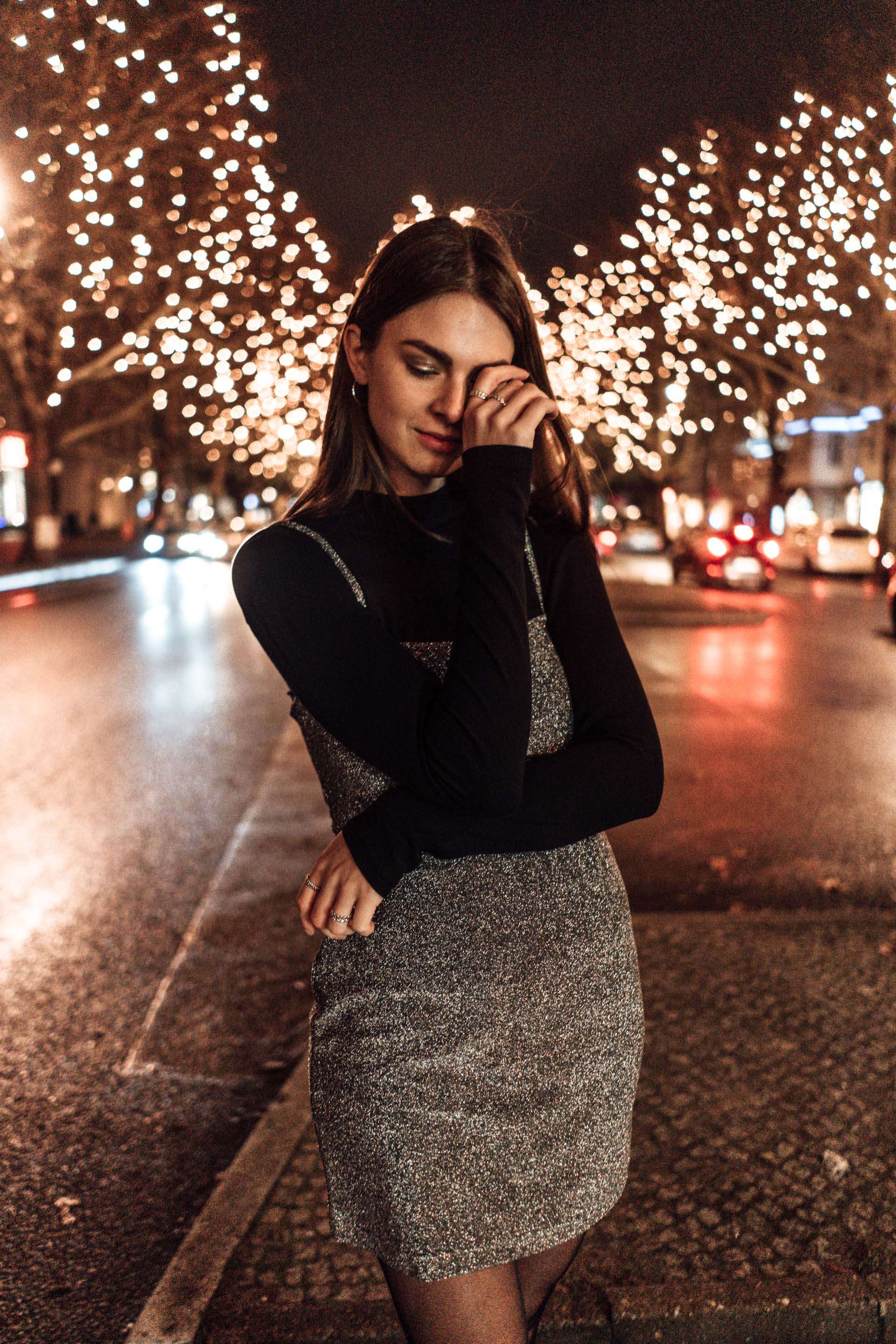 New Year's Eve Outfit - the perfect New Year's Eve Dress