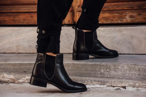 SChwarze Pepe JEans Boots