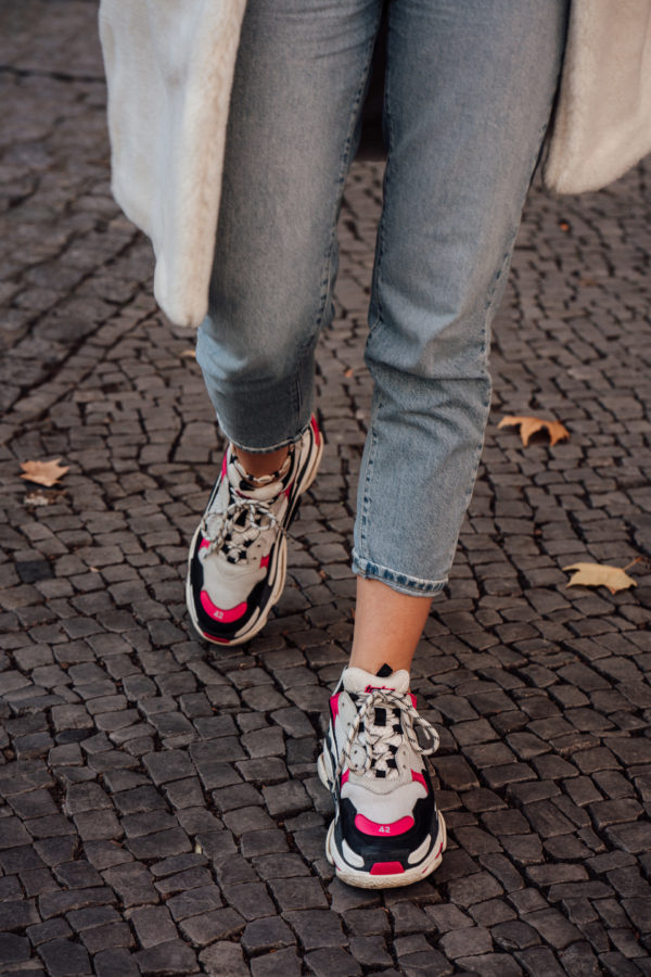 Ugly Sneakers Trend 2019