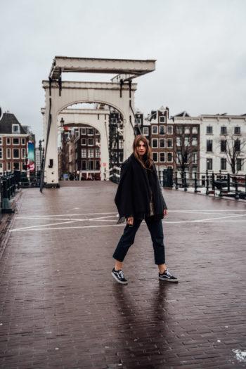 Reiseoutfit Amsterdam