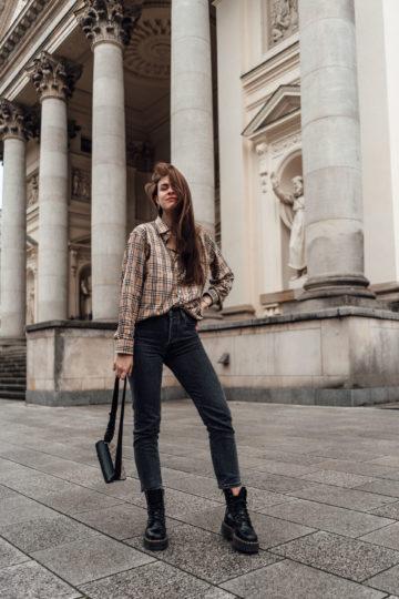 Mom Jeans von Levi's