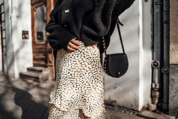 Rebecca Minkoff bag with studs
