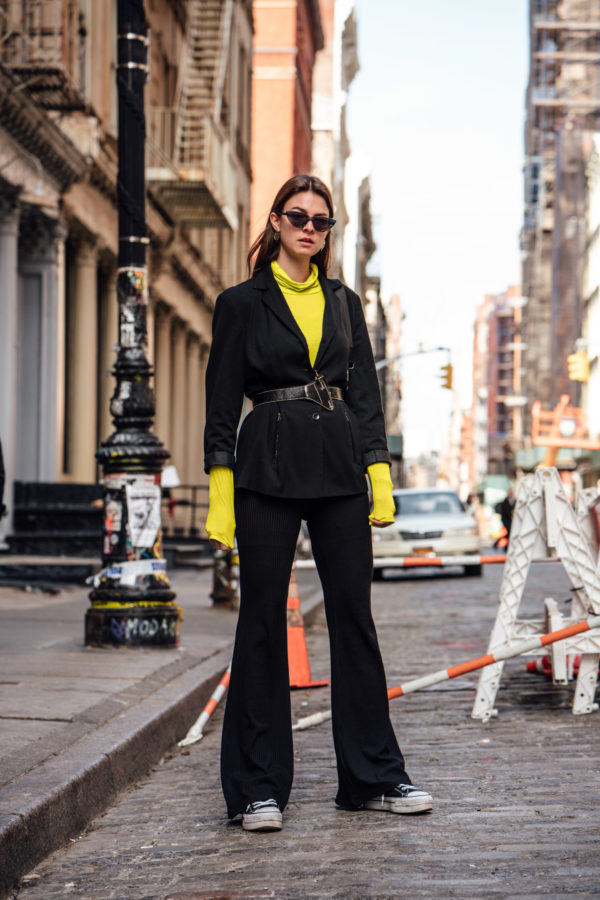 Preview : How to wear neon this spring