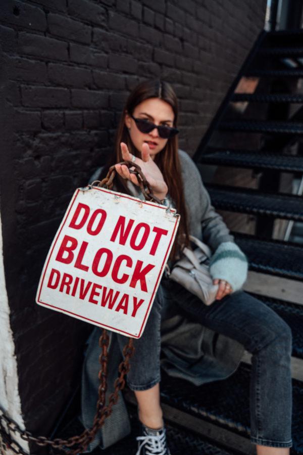 Vorschau : Legeres Reiseoutfit für einen Tag in Brooklyn